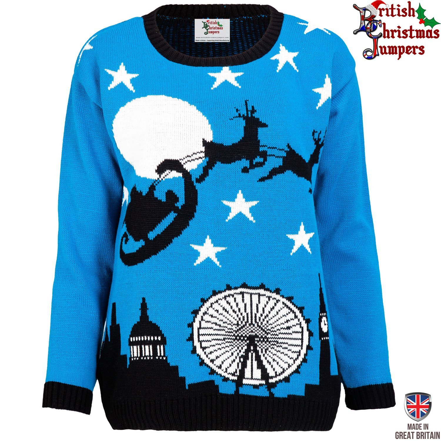 Christmas Jumper London Scene